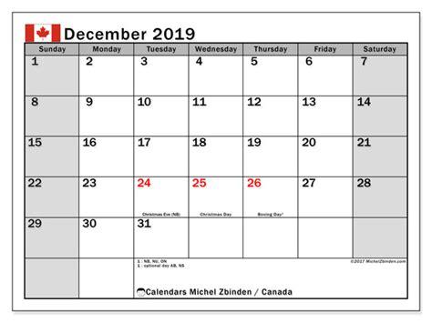 december calendar canada michel zbinden en