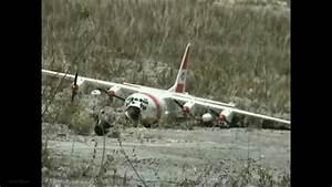 """RC C-130 Hercules Crash - ASM 100"""" Span - YouTube"""
