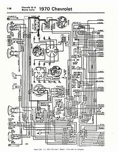 1968 Chevy El Camino Wiring Diagram