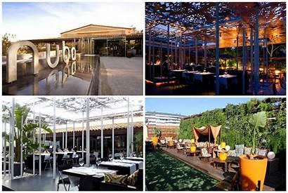 Terraza Barcelona Nuba Restaurant Lounge Restaurante Vistas