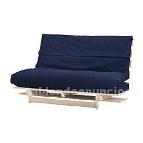 sofa cama futon valencia tabl 211 n de anuncios sof 225 cama fut 243 n 2 plazas ikea