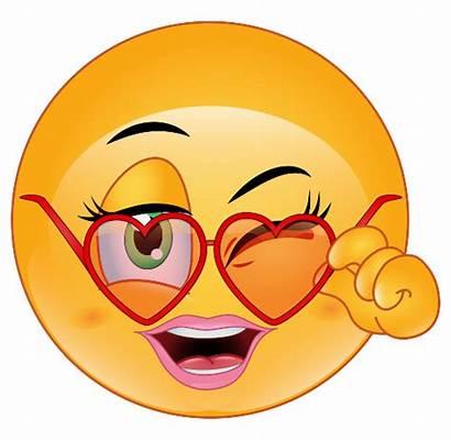 Emoji Flirty Smiley Emoticon Flirting Emojis Face