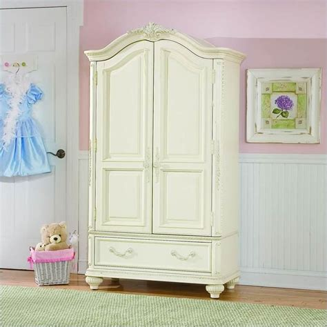 Buy Clothing Armoire by Stanley Furniture Coastal Living Resort Panel Bed In
