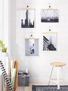 Bilderleiste Selber Machen : die besten 25 wand dekorieren ideen auf pinterest holz wand deko coole wanddekoration und ~ Markanthonyermac.com Haus und Dekorationen