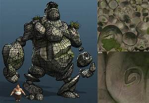 Settlers 7 Stonegolem Wire by polyphobia3d on DeviantArt