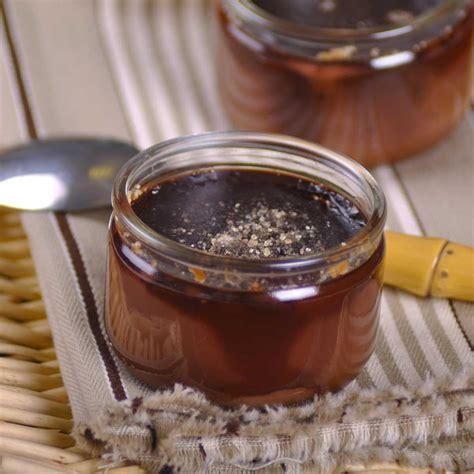 cuisine creme brulee recette crême brulée au chocolat cuisine madame figaro