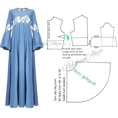 gamis pattern 92 best abayas gowns jilbab images on