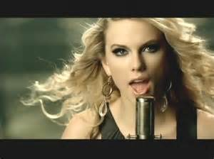 Taylor Swift Picture to Burn Music Video