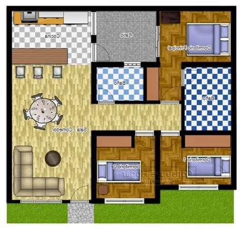denahrumahminimalis3kamartidur3 di denah rumah minimalis