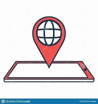 Tech Hi Geo Icon Symbol Technical Simple