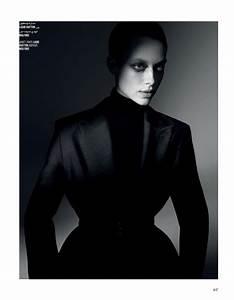 Bock Designs Ferguson Vogue Arabia Hat Noir Editorial