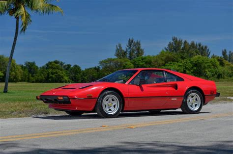 first ferrari the first ferrari 308 gtb quattrovalvole