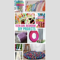 Teen Girl Bedroom Diy Projects Landeelucom