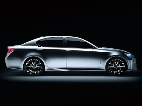 2011 Lexus Lf-gh Concept Japanese Car Photos