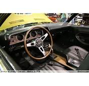 1971 Plymouth Cuda Interior  BenLevycom