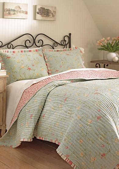waverly 174 garden glitz quilt collection only belk
