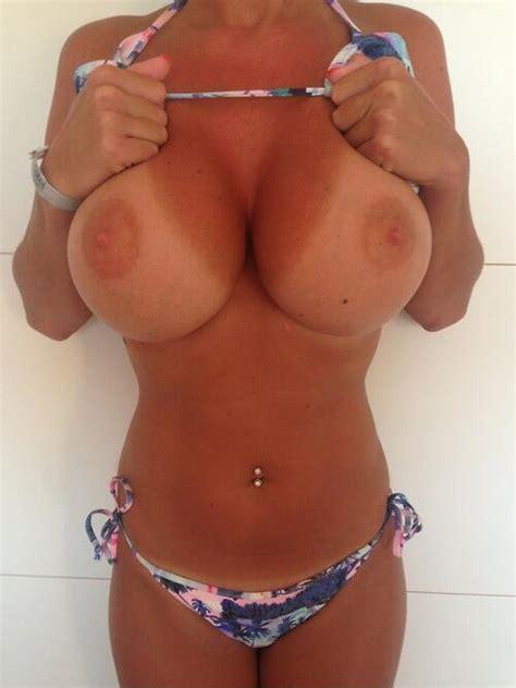 Bikini Girl Flashing Huge Tits Xxx Photo