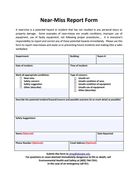 reporting form examples youll   copy