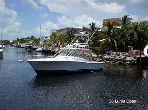 Fishing Boat For Sale Melbourne by Luhrs Boats For Sale In Melbourne Florida