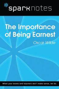 SparkNotes: The Importance of Being Earnest