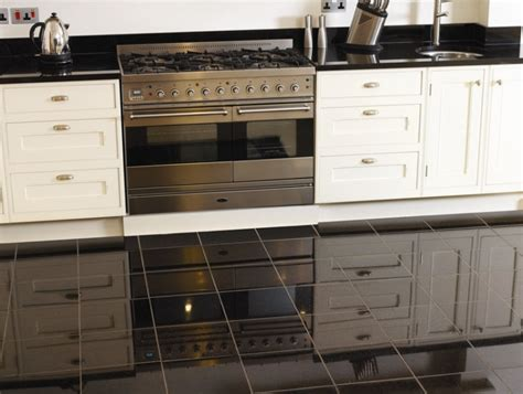black granite kitchen floor tiles granite tile granite tiles black granite tiles granite flooring galaxy black