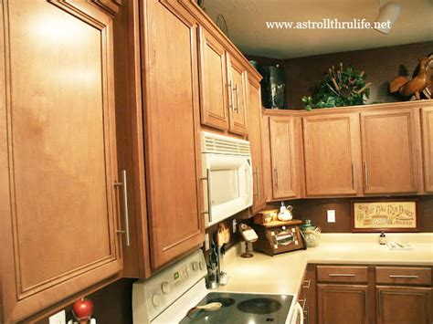 kitchen cabinets and doors a stroll thru all about the details kitchen home tours 5898