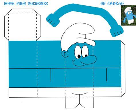 schtroumpfs fete bleue      doudous patrons