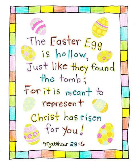 easter recitations for preschool preschool christian quotes quotesgram 680