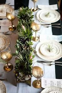 Table De Noel Pour Merveiller Les Convives Design Feria