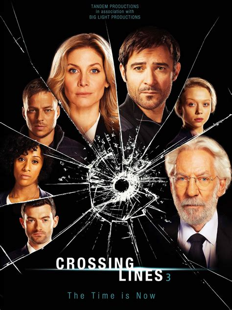 casting crossing lines saison  allocine