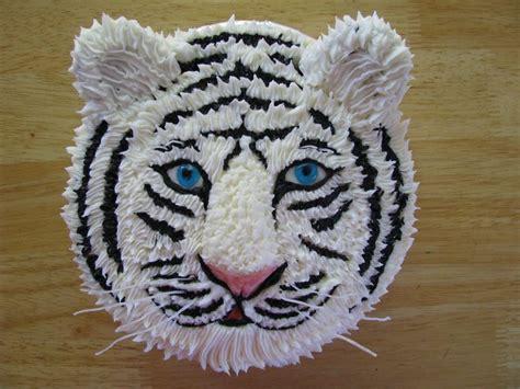 tigger birthday cake template white tiger cakecentral