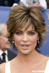 Feathered Back Hairstyles for Short Hair