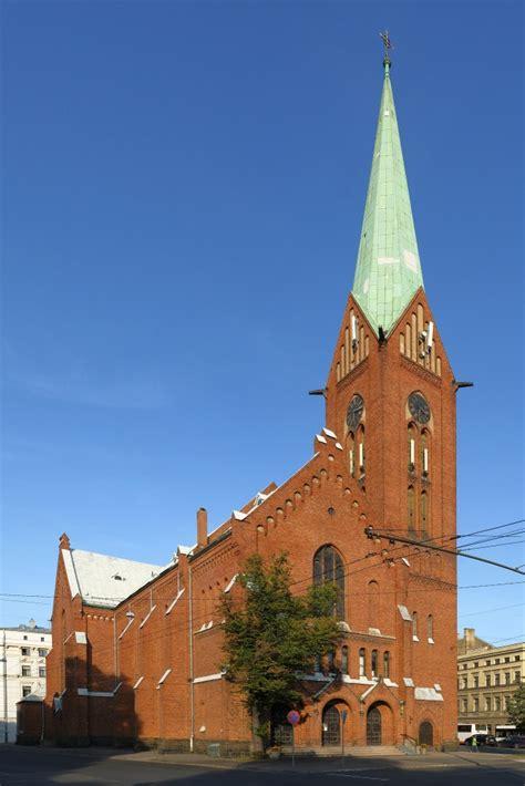 Rīgas Vecā Sv. Ģertrūdes baznīca - Ģertrūdes iela 8, Rīga ...