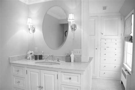 Bathroom Mirrors With Sconces by Bathroom Ideas Cheap Oval Bathroom Mirrors With Two Wall