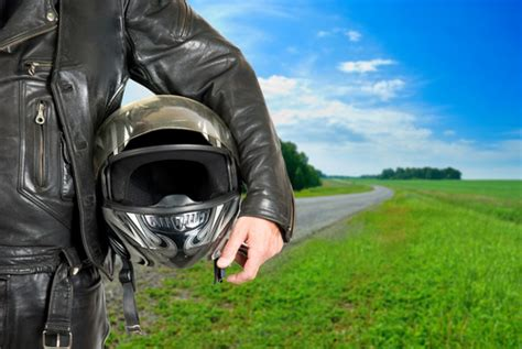 Why Motorcycle And Bicycle Helmets Should