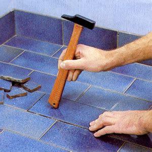 comment remplacer un carreau de carrelage comment remplacer un carreau de carrelage bricobistro