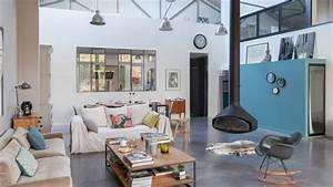 Bien Peindre Un Plafond : pi ce avec grande hauteur sous plafond bien l 39 am nager c t maison ~ Melissatoandfro.com Idées de Décoration