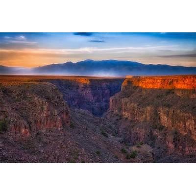 Rio Grande Gorge - TaosWilliam Horton Photography