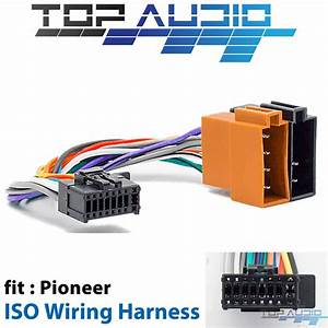 Pioneer To Iso Wiring Harness For Deh
