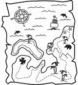 Treasure Coloring Map Pages Pirate Maps Awesome Printable Hunt Schatzkarte Summer Kidsplaycolor Pagefull Colouring Camps Cartoon Super Preschool Ausmalbild Comments sketch template