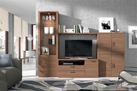 mueble modular salon pequeno en madrid barato liquidacion