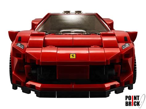 Lego speed champions 76895 ferrari f8 tributo toy car for kids free shipping f1. Compra LEGO Speed Champions - 76895 Ferrari F8 Tributo su ...