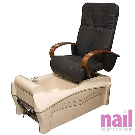 t4spa pipeless pedicure spa chair with human touch ht 7