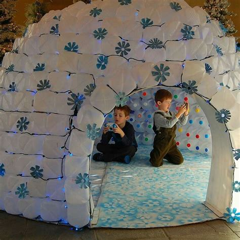 the 25 best ideas about milk jug igloo on pinterest how