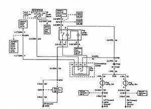 Factory Fog Light Diagram