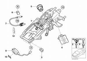 2006 Mini Cooper Steering Angle Sensor  Convertible
