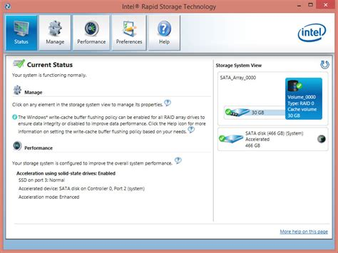 Intel Resume Technology Driver Windows 7 64 by Windows And Android Free Downloads Intel Rapid Storage Technology Driver For Windows 8