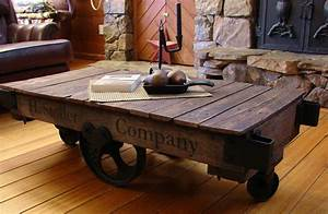 Home Brewed Coffee Tables DeeBeeCool