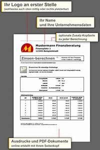Php Alter Berechnen : ausdrucke und pdf dokumente mit pers nlichem seitenkopf f r finanzberater ~ Themetempest.com Abrechnung