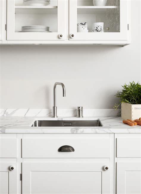 Küche Mit Marmorplatte by Marmor K 252 Chen Vorteile Nachteile Und Beispiele Mit
